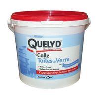 Quelyd - Colle Toiles de verre 5Kg - 30601681