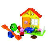 Simba - Jeu de construction : La maison de vacances de Peppa Pig
