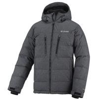 Columbia - Blouson Alaskan Ii down hooded jacket