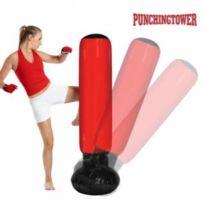Apurna - Sac De Frappe Punching Sur Pied
