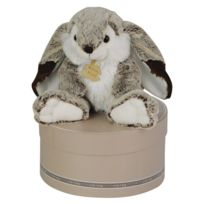 Histoire d'Ours - Lapin z'animoos 25 cm