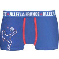 Federation Francaise De Football - Fff Boxer Garçon Coton Capitaine Bleu