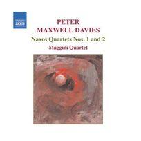 Naxos - Quatuors n1 et 2