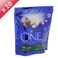 One - Croquettes au lapin pour chat 450g x 10