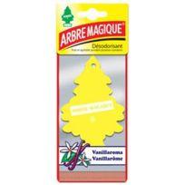 Arbre Magique - 1 Desodorisant vanille