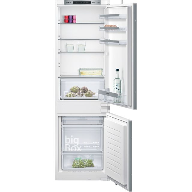 SIEMENS Réfrigérateur combiné intégrable KI86NVU30