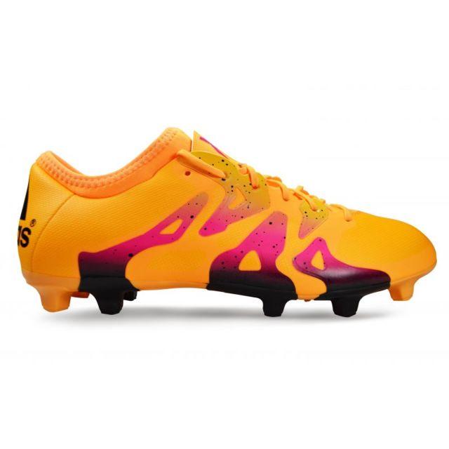 super popular d62c6 02e3c Adidas - Chaussure de foot 15.2 fg ag performance Orange - 40 - pas cher  Achat   Vente Chaussures foot - RueDuCommerce