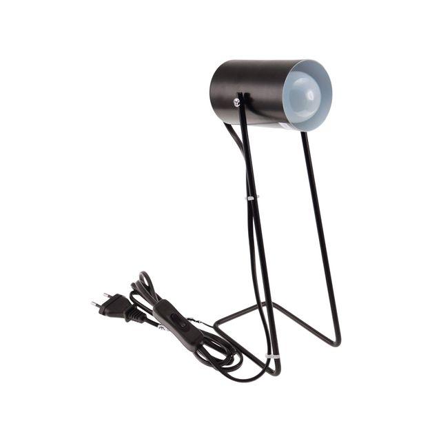 Incidence - Lampe Metal Retro - Noir