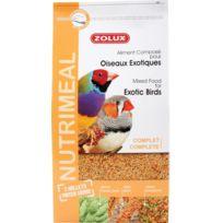 Zolux - Aliment oiseaux exotiques Nutriméal Standard 800g