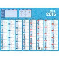 Bouchut Grandremy - Calendrier septembre à décembre 36x56