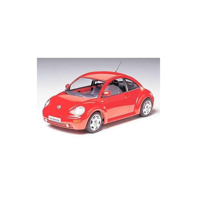 tamiya maquette voiture volkswagen new beetle pas cher achat vente voitures rueducommerce. Black Bedroom Furniture Sets. Home Design Ideas