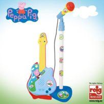 Startrade - Peppa Pig Micro et Guitare