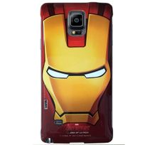 Marvel Comics - Coque Marvel The Avengers Iron Man pour Samsung Galaxy Note 4