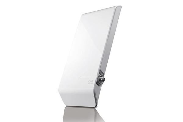 Destockage one for all antenne ext rieur plate amplifi e 44db pas cher achat vente antenne - Antenne 4g exterieur ...