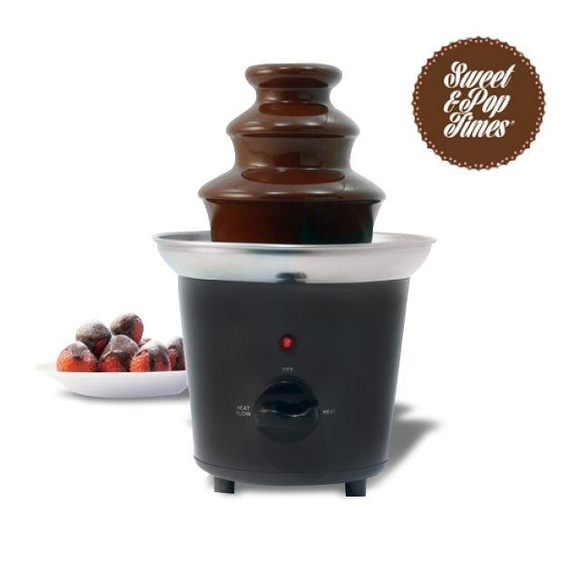 Totalcadeau Fontaine à chocolat fondue