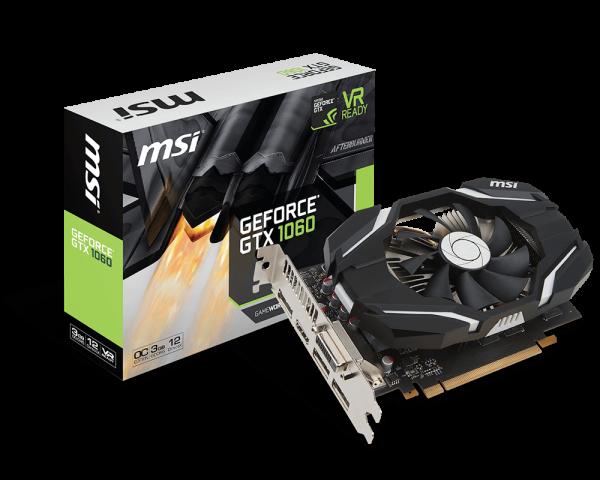 GeForce GTX 1060 3Go DDR5 OC