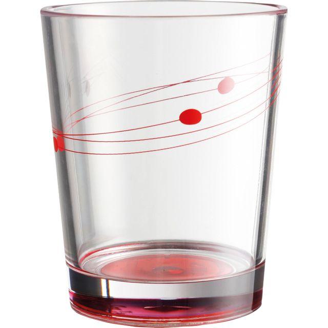 Autre Pack 4 verres Cosmic