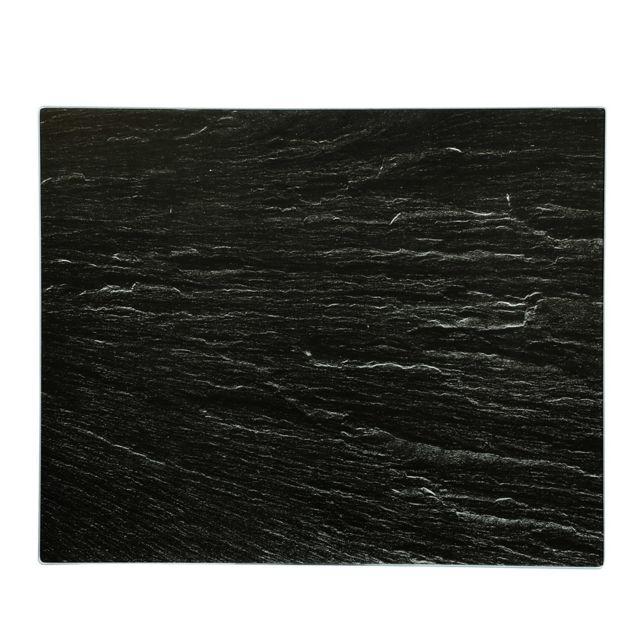 table passion planche a decouper en verre 50x40cm decor ardoise multicolore pas cher achat. Black Bedroom Furniture Sets. Home Design Ideas