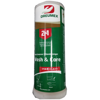 Dreumex - Savon pâteux sans solvant à microbilles, 3 litres 2 en 1 Wash & Care