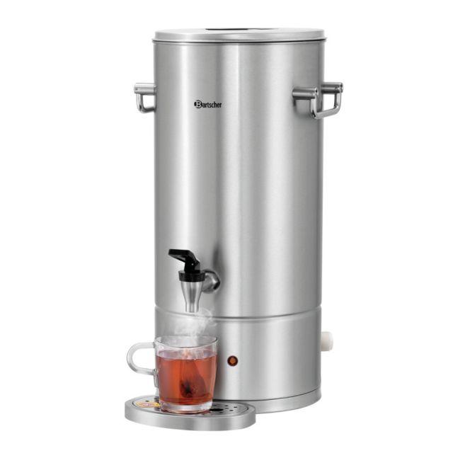 Bartscher Distributeur d'eau chaude 9L-FWA - 9 Litres 9 l