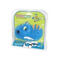 Scootaheadz - Dinosaure Bleu