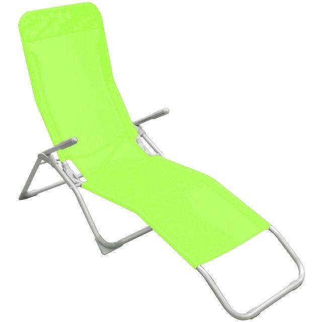 jardin transat vert. Black Bedroom Furniture Sets. Home Design Ideas