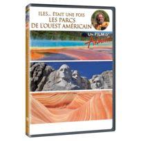 Dvd - Antoine - Iles. était Une Fois - Les Parcs De L'ouest Américain