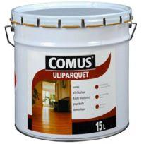 Comus - Vitrificateur-vernis bois Uliparquet 0,75L Mat soie chêne moyen - 16925