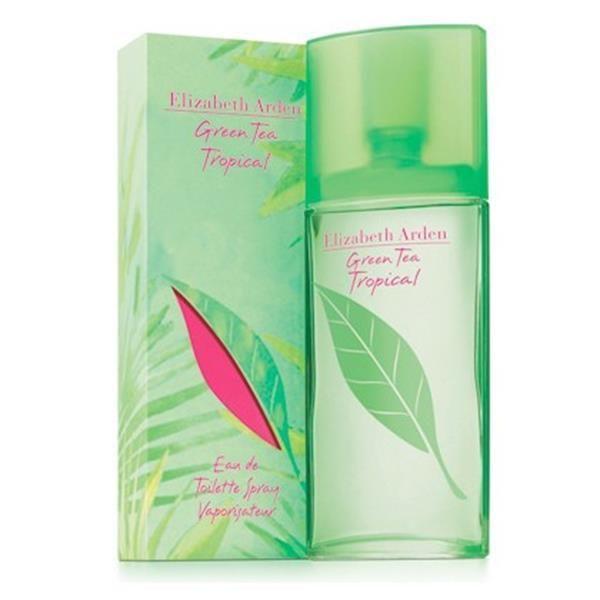 Elizabeth Arden - Green Tea Tropical Edt 100 Ml Woman - pas cher Achat / Vente Eaux de parfums - RueDuCommerce