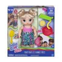 BABY ALIVE - Ma poupée gourmande - C09631010