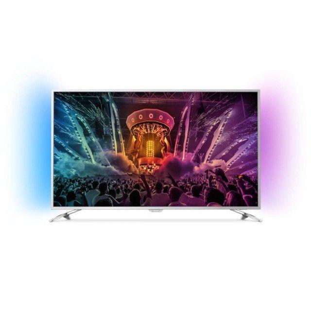 PHILIPS Téléviseur 49PUS6501