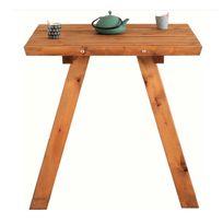 Jardipolys - Table carrée Karel 70 cl3B