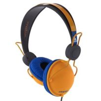 Matix - Casque Audio Domepiece Orange Bang