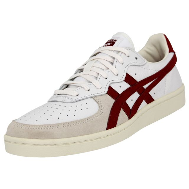 89679d9a21a8 Asics - Onitsuka Tiger Gsm Chaussures Mode Sneakers Homme Cuir - pas cher  Achat / Vente Baskets homme - RueDuCommerce