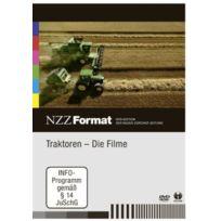 - Traktoren - Die Filme - Nzz Format IMPORT Allemand, IMPORT Dvd - Edition simple