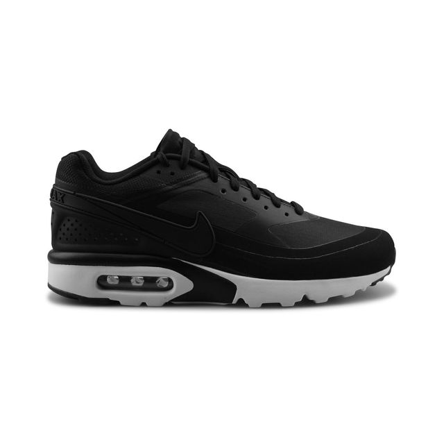 huge selection of 50759 f573b Nike - Air Max Bw Ultra Noir 40 1 2 - pas cher Achat   Vente Baskets homme  - RueDuCommerce