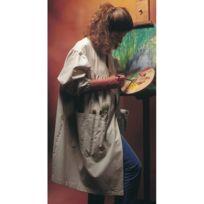Corot - Blouse de peinture Modèle Femme Beige