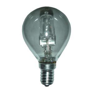 Ades - Ampoule halogène Sphérique E14 - 42W