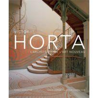 Fonds Mercator - Victor Horta ; l'architecte de l'Art Nouveau