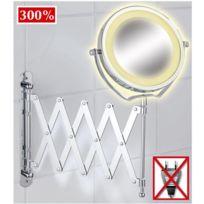 Miroir Grossissant Lumineux Mural Electrique Catalogue 2019