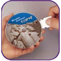 Avery - 1 Pochette de 50 étiquettes laser pour Cd et Dvd