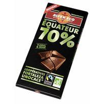 Alter Eco - Chocolat Noir Equateur 70% Bio 100g