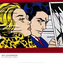 NOUVELLES IMAGES - Affiche In the car