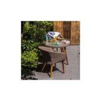 Table ronde resine tressee - catalogue 2019 - [RueDuCommerce ...