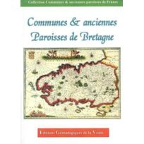 Egv - Communes et anciennes paroisses de la bretagne: 22, 29, 35, 56