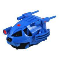 Kung zhu pets - 2864 - Peluche - Armures Forces Spéciales - Bleu