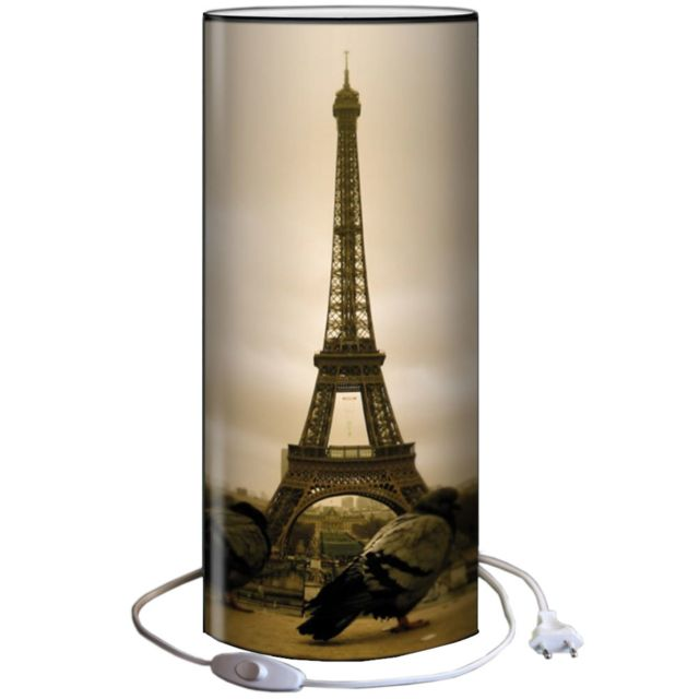 Plage Des Demoiselles Petite Lampe tube Pvc Paris