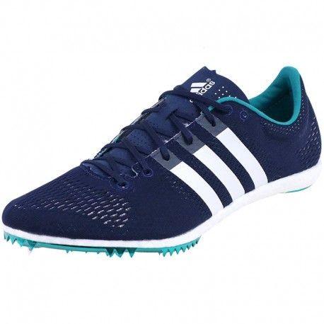 Adidas originals - Chaussures Bleu Adizéro Avanti Boost Athlétisme Garçon/Homme Adidas 45 1/3 - pas cher Achat / Vente Chaussures athlétisme - RueDuCommerce