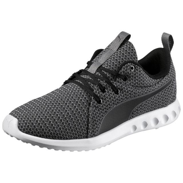 acheter populaire 2c2b2 44a0a Puma - Carson 2 Knit Chaussure Homme - Taille 45 - Gris ...