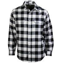 k-dran - Chemises manches longues à carreaux - Noir